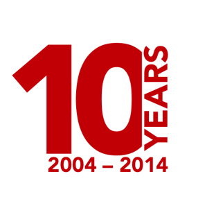 10 years logo waser ipm executive interim management consulting 9453
